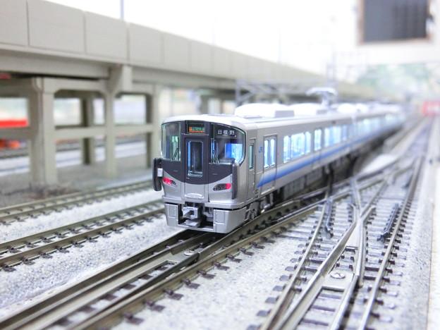 模型:JR西日本225系5100番台-01
