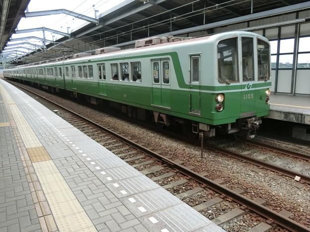 神戸市交通局1000形(1105F)-01