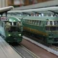 写真: 模型:キハ72系とキハ71系-01