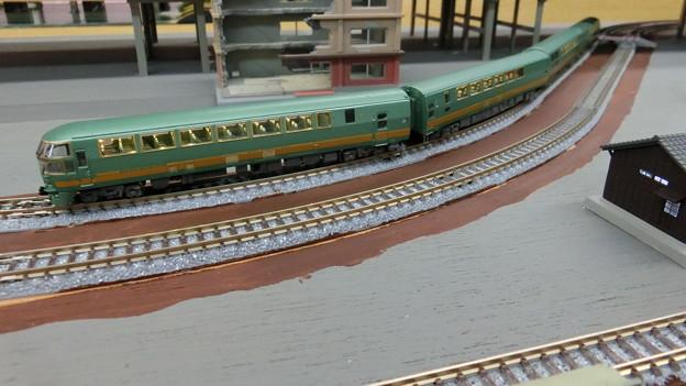 Photos: 模型:JR九州キハ71系-02