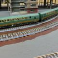 写真: 模型:JR九州キハ71系-02