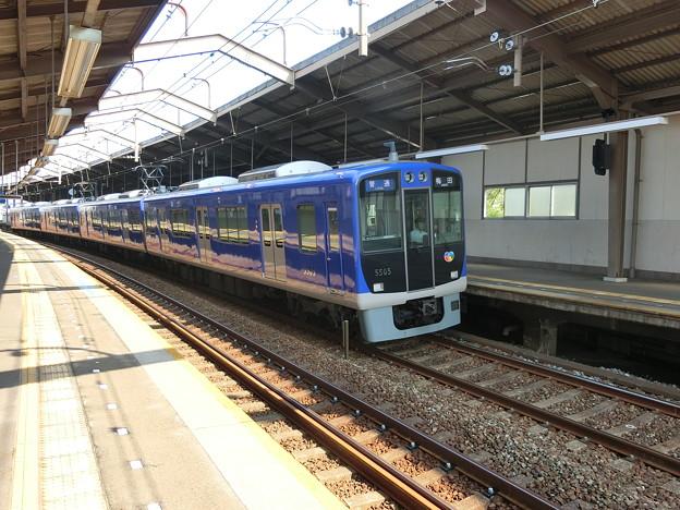 写真: 阪神:5500系(5505F)-02