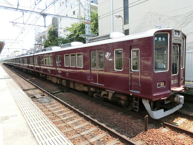 阪急:8000系(8001F)-02