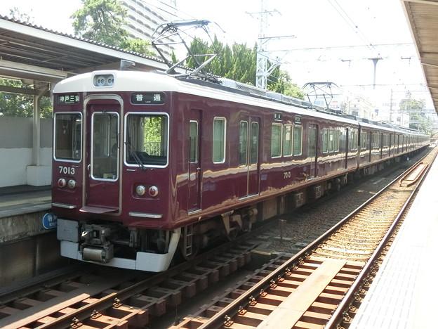 写真: 阪急:7000系(7013F)-03