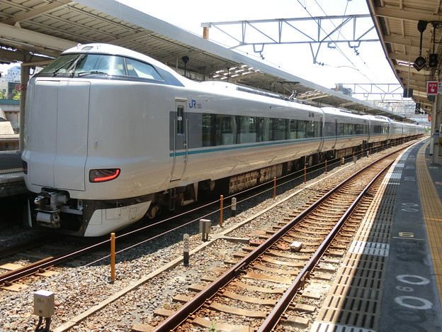 JR西日本:287系(HC631・HC604)-01