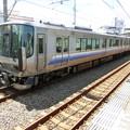 Photos: JR西日本:223系(HE434)-01