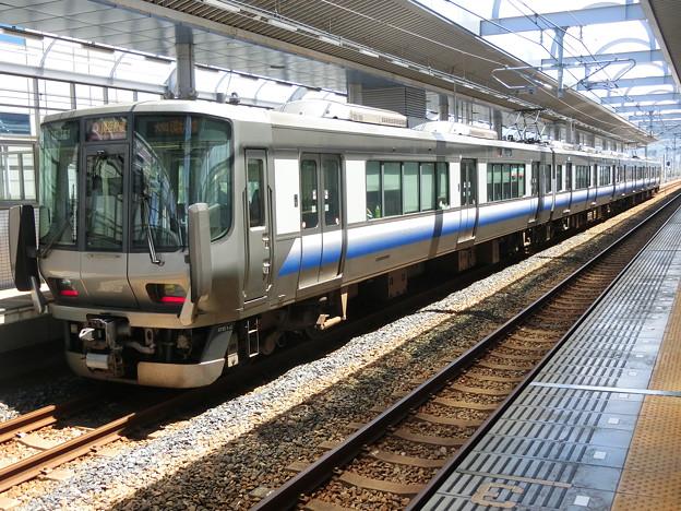 JR西日本:223系(HE430)-01