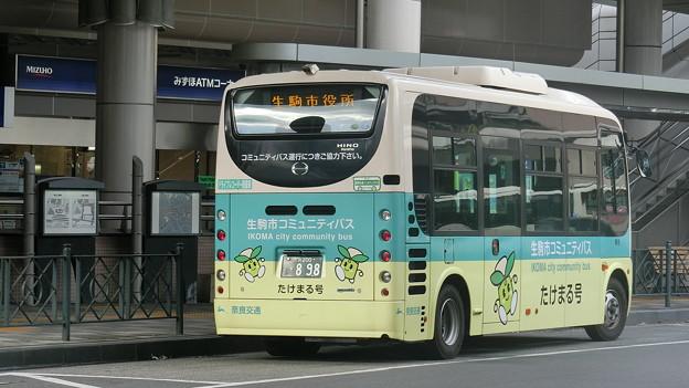 生駒市コミュニティバス-10