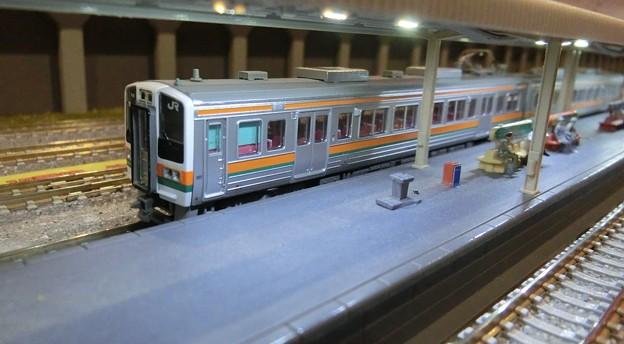 模型:JR東海213系5000番台-05