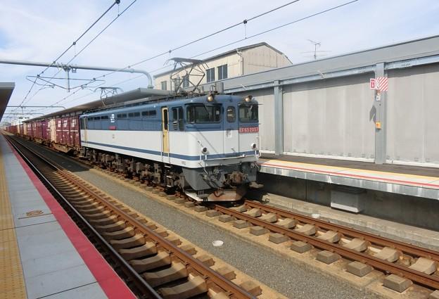 JR貨物:EF65形2000番台-04