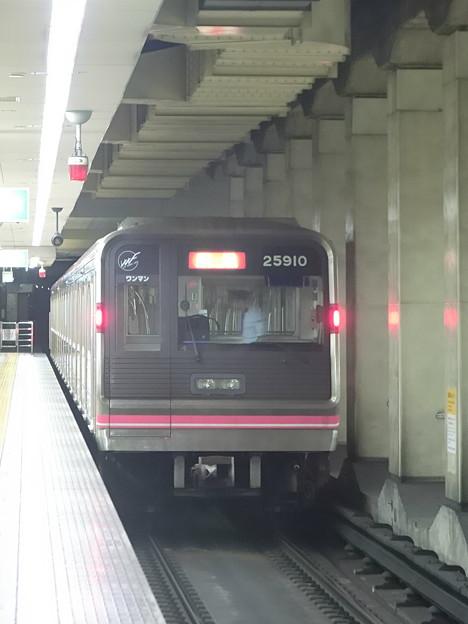 大阪メトロ:25系(25610F)-01