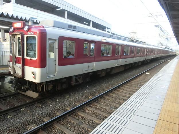 近鉄:8600系(8604F・8608F)-01