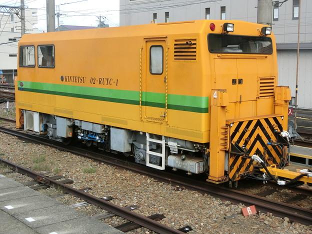 Photos: 近鉄:事業車(02-RUTC-1)-01