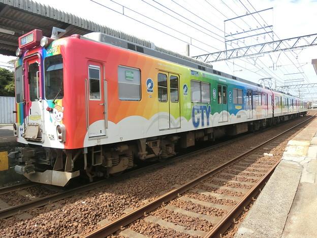 近鉄:2000系(2008F)-01