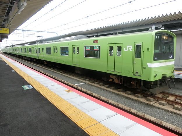 写真: JR西日本:201系(ND616)-02