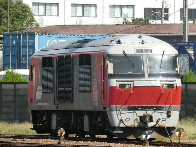 JR貨物:DF200形-04