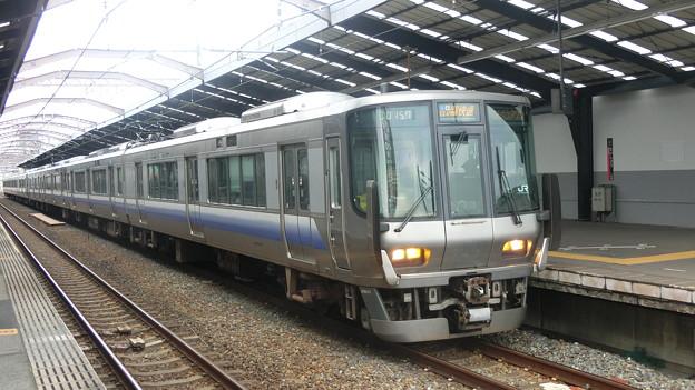 JR西日本:223系(HE427・HE408)-01