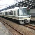 写真: JR西日本:221系(NB806)-03