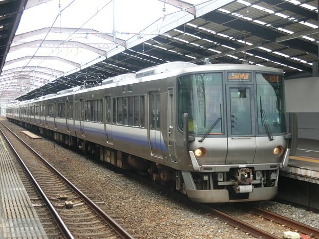 JR西日本:223系(HE402)・225系(HF412)-01