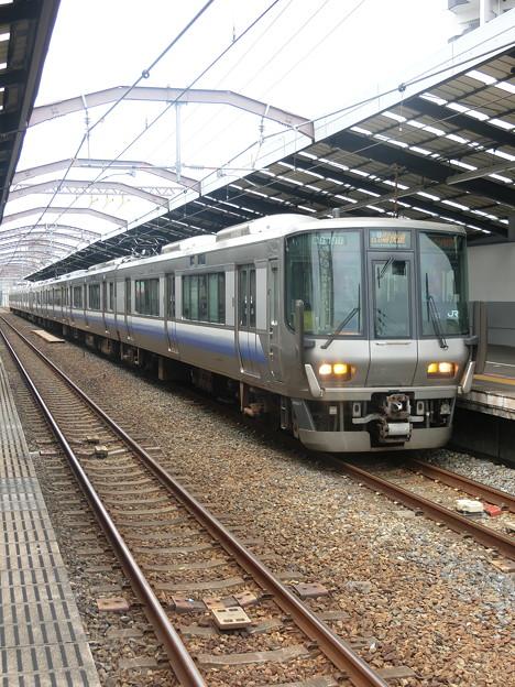 JR西日本:223系(HE423)・225系(HF407)-01