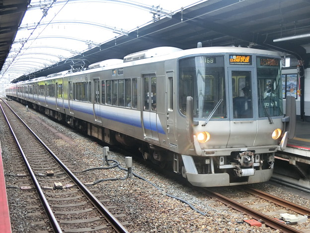 JR西日本:223系(HE409)・225系(HF414)-01