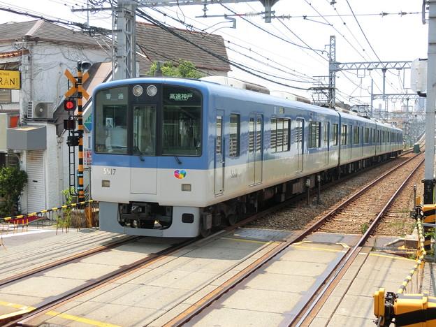 阪神:5500系(5517F)-02