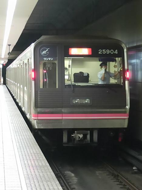 大阪メトロ:25系(25604F)-01