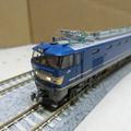 写真: 模型:JR貨物EF510形500番台-01