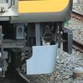 Photos: 阪神9000系の列車種類選別装置車上子(その1)