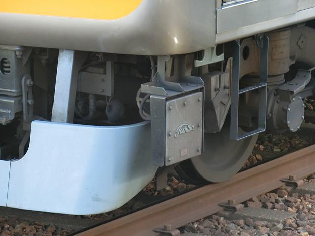 阪神9000系の列車種類選別装置車上子(その2)