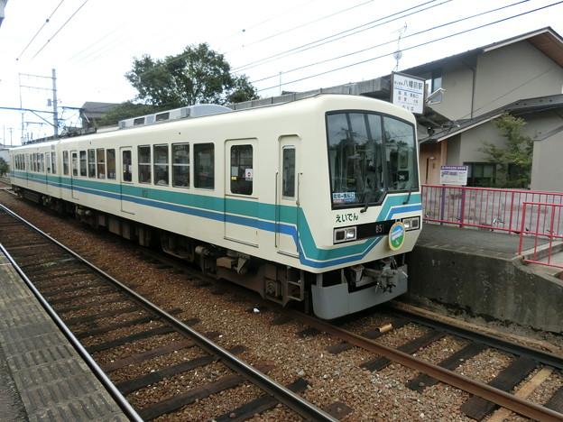 叡電:デオ800形-02