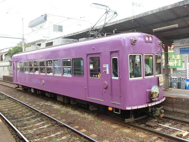 嵐電:モボ101形(106)-02