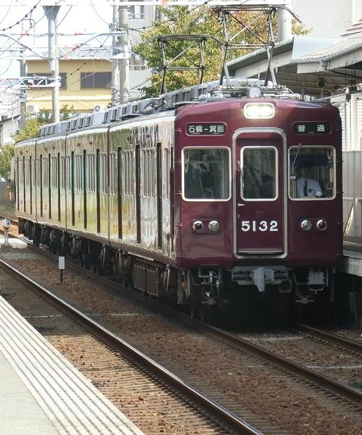 阪急:5100系(5132F)-01