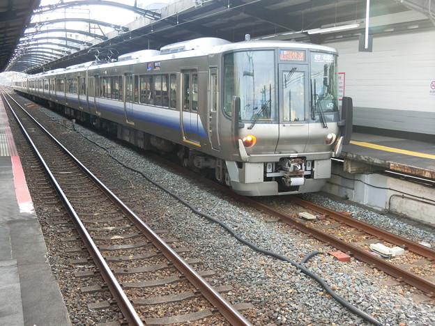 JR西日本:223系(HE401・HE422)-01