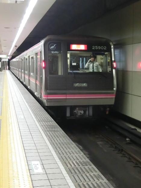 大阪メトロ:25系(25602F)-01