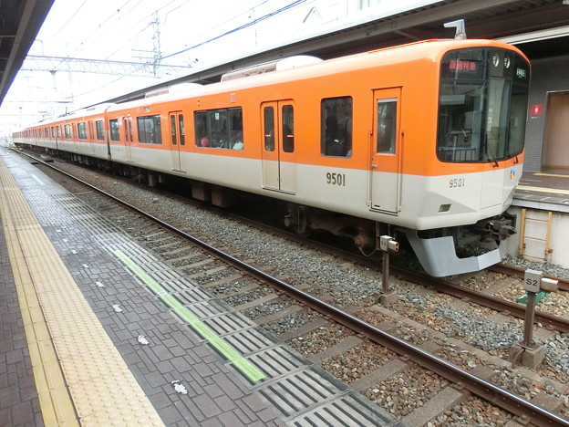 阪神:9300系(9501F)-02