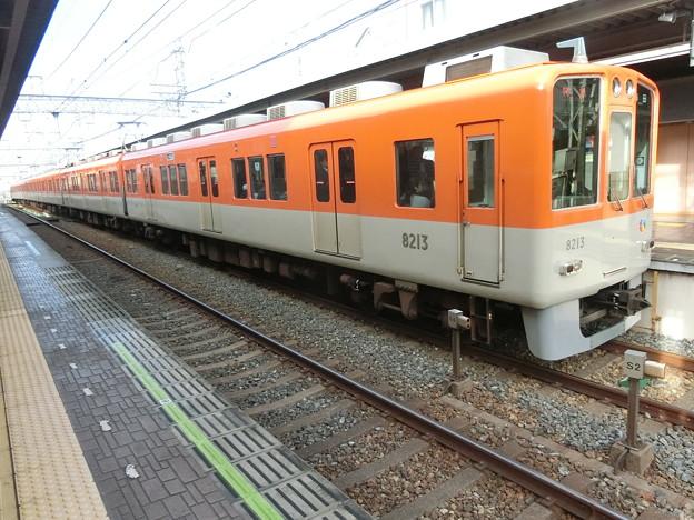 阪神:8000系(8213F)-07
