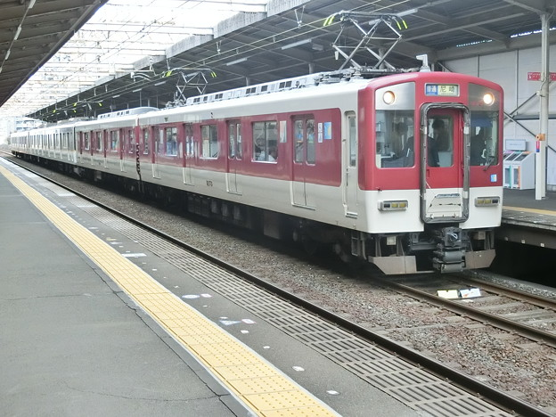 近鉄:1252系(1273F)・9020系(9031F)・1249系(1251F)-01