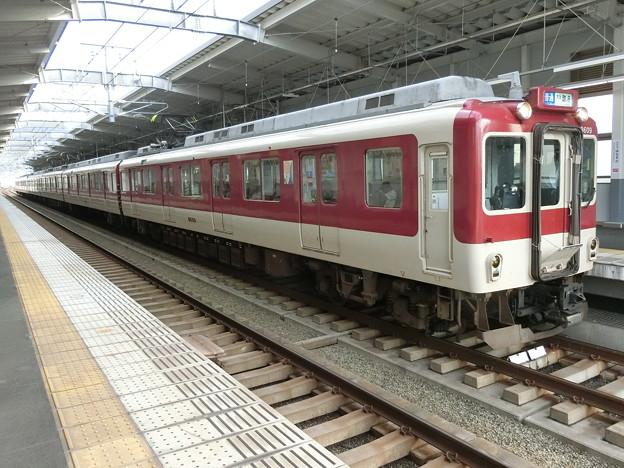 近鉄:8600系(8609F)・1249系(1251F)-01