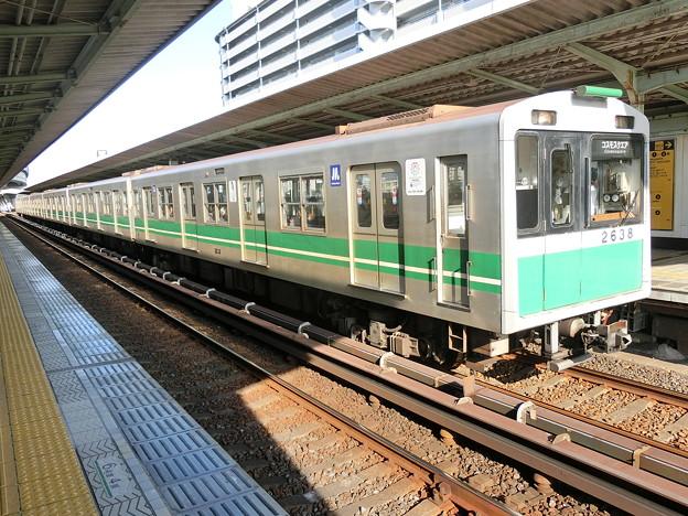 大阪メトロ:20系(2638F)-01