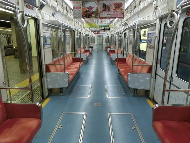 大阪メトロ:23系(車内)-01