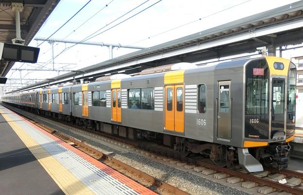 Photos: 阪神:1000系(1606F)・9000系(9205F)-01