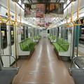 Photos: 京都市交通局:10系(車内)-03