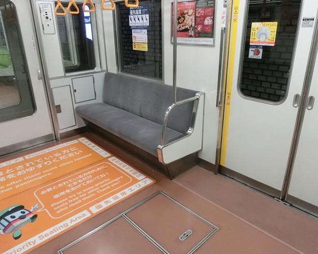 京都市交通局:10系(車内)-04
