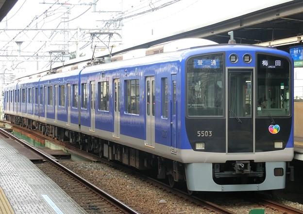 阪神:5500系(5503F)-03