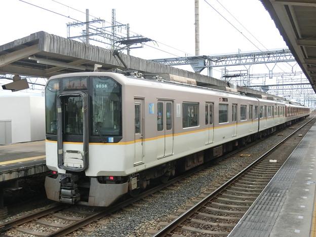 近鉄:9020系(9038F)・8600系(8614F)-01