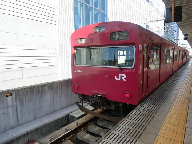 JR西日本:103系(BH4)-01