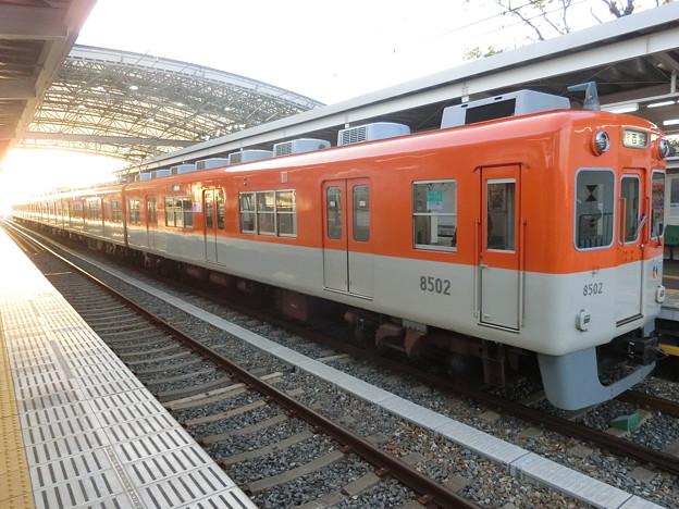 阪神:8000系(8523F)-03