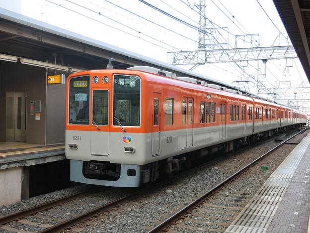 阪神:8000系(8221F)-02