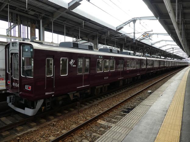 阪急:8000系(8004F)-01